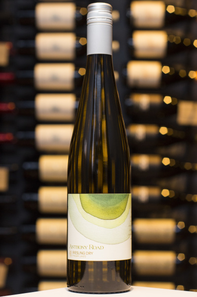 Dry Riesling, Anthony Road $24