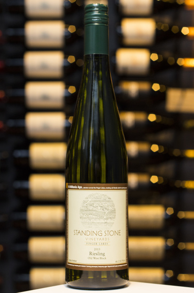 Riesling, Old West Block, Standing Stone $20