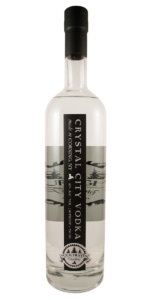 Crystal City Vodka (Gluten Free), Four Fights Distillery $38