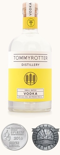 Vodka, Tommyrotter Distillery $38