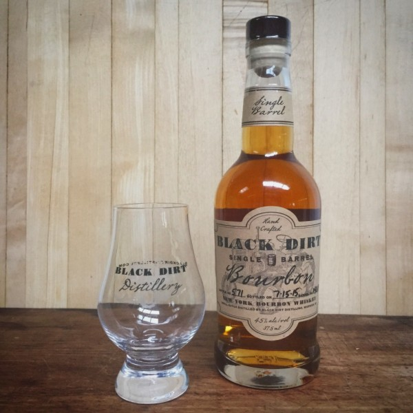Single Barrel Port Bourbon, Black Dirt Distillery $49