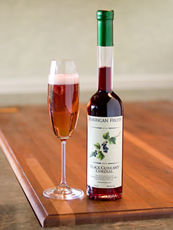 Black Currant Cordial, American Fruits $24