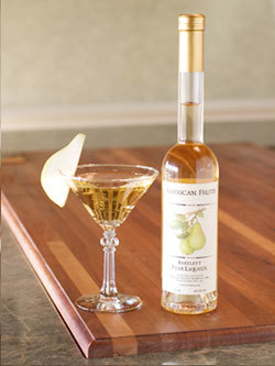 Bartlett Pear Liqueur, American Fruits $24