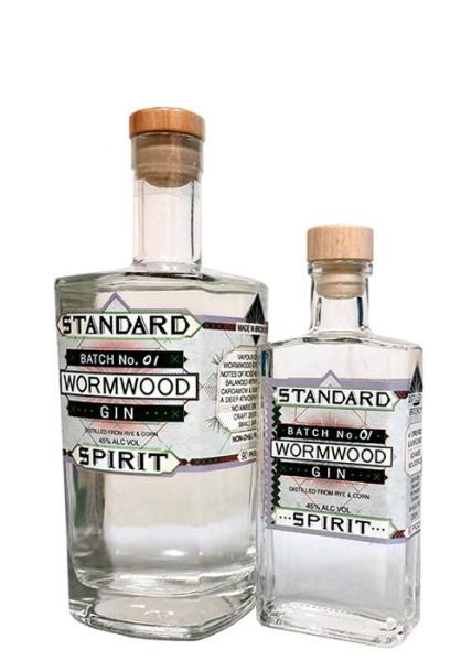 Wormwood Gin, Standard Wormwood Distillery $44 / 750mL, $22 / 200mL
