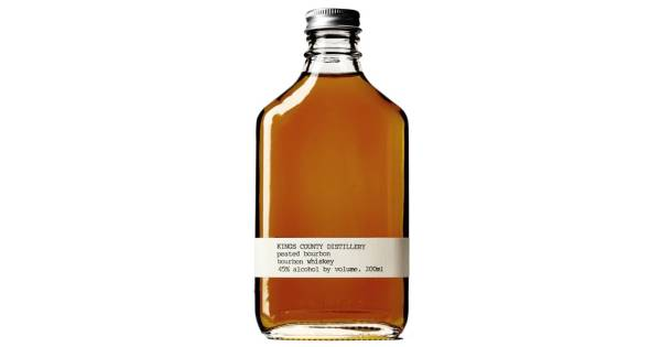 Peated Bourbon, Kings County Distillery $29