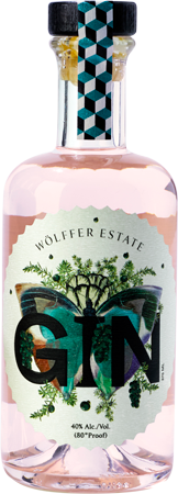 Rose Gin, Wolffer Estate Vineyards (375mL) $38